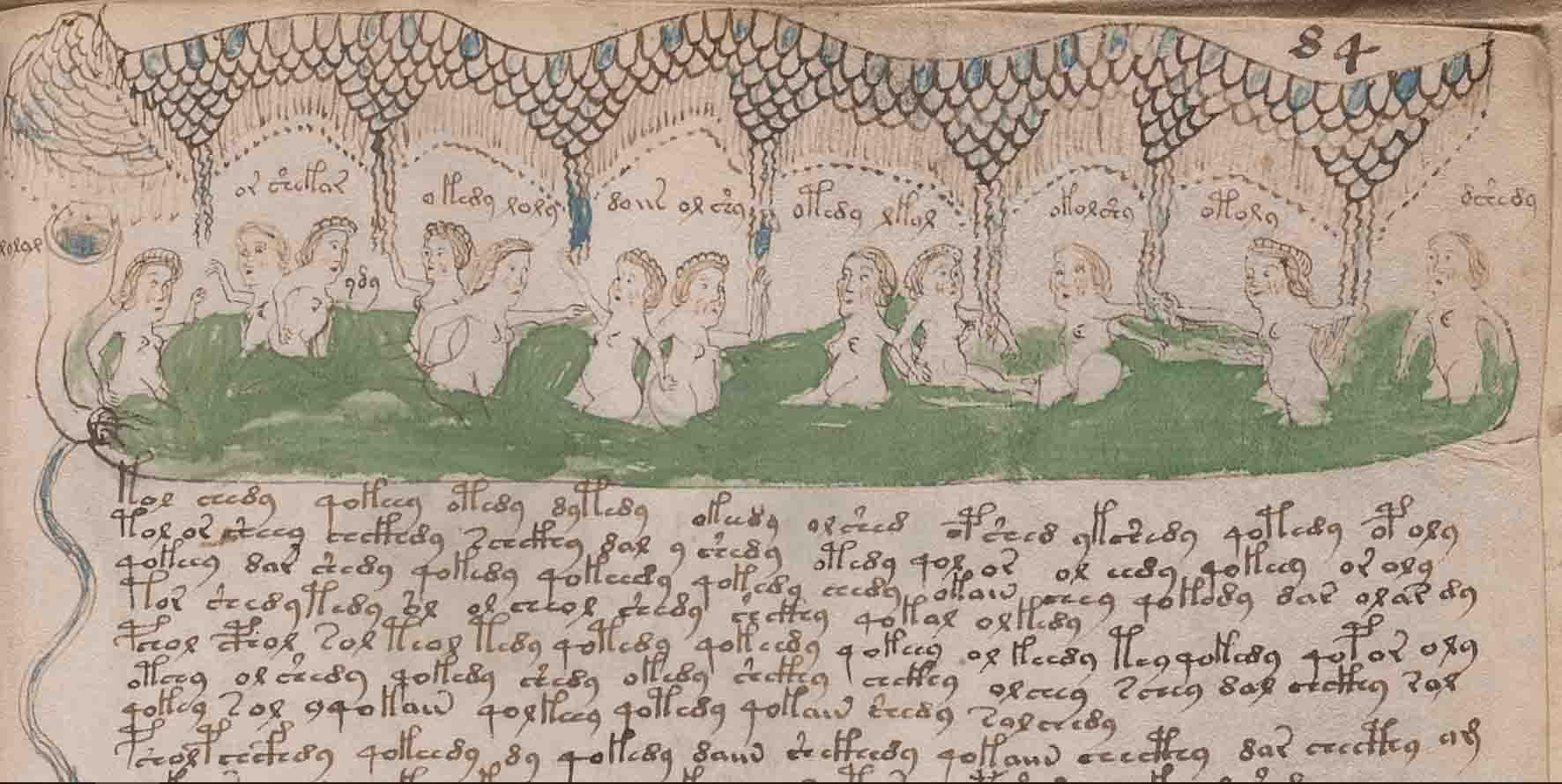 El misterio del Manuscrito Voynich
