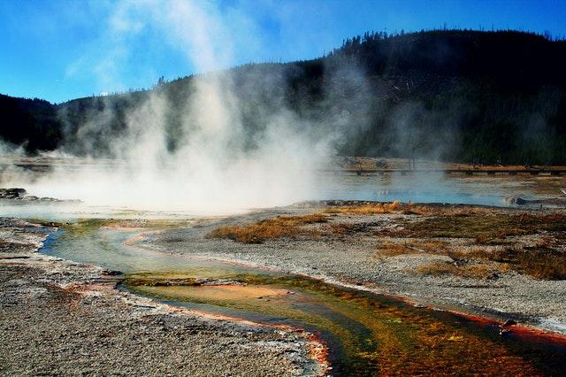 Geiser de Yellowstone