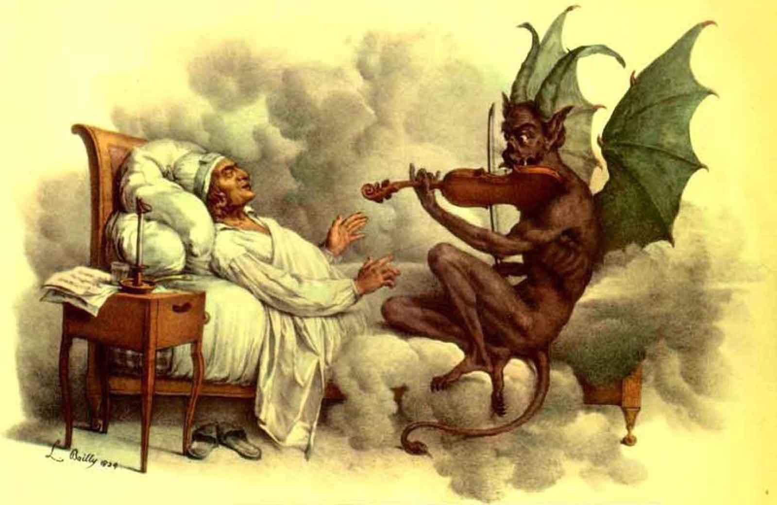 Giuseppe Tartini y el Trino del Diablo