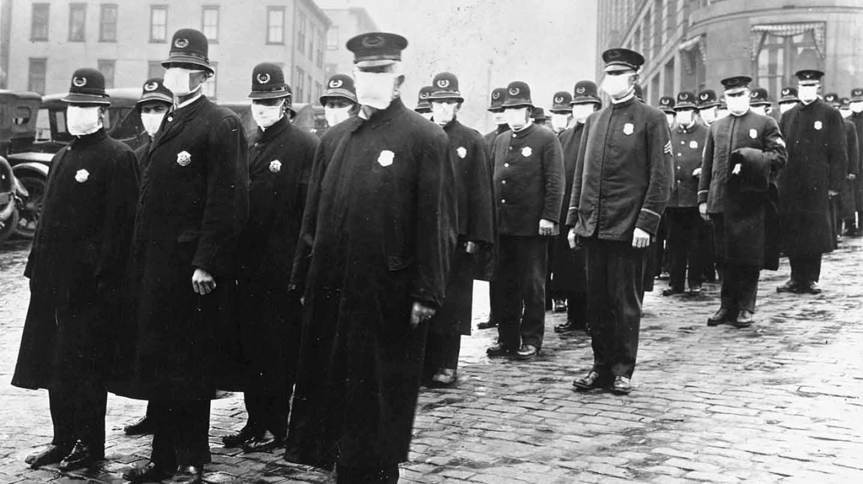 La pandemia que no amerita su nombre, la Gripe Española