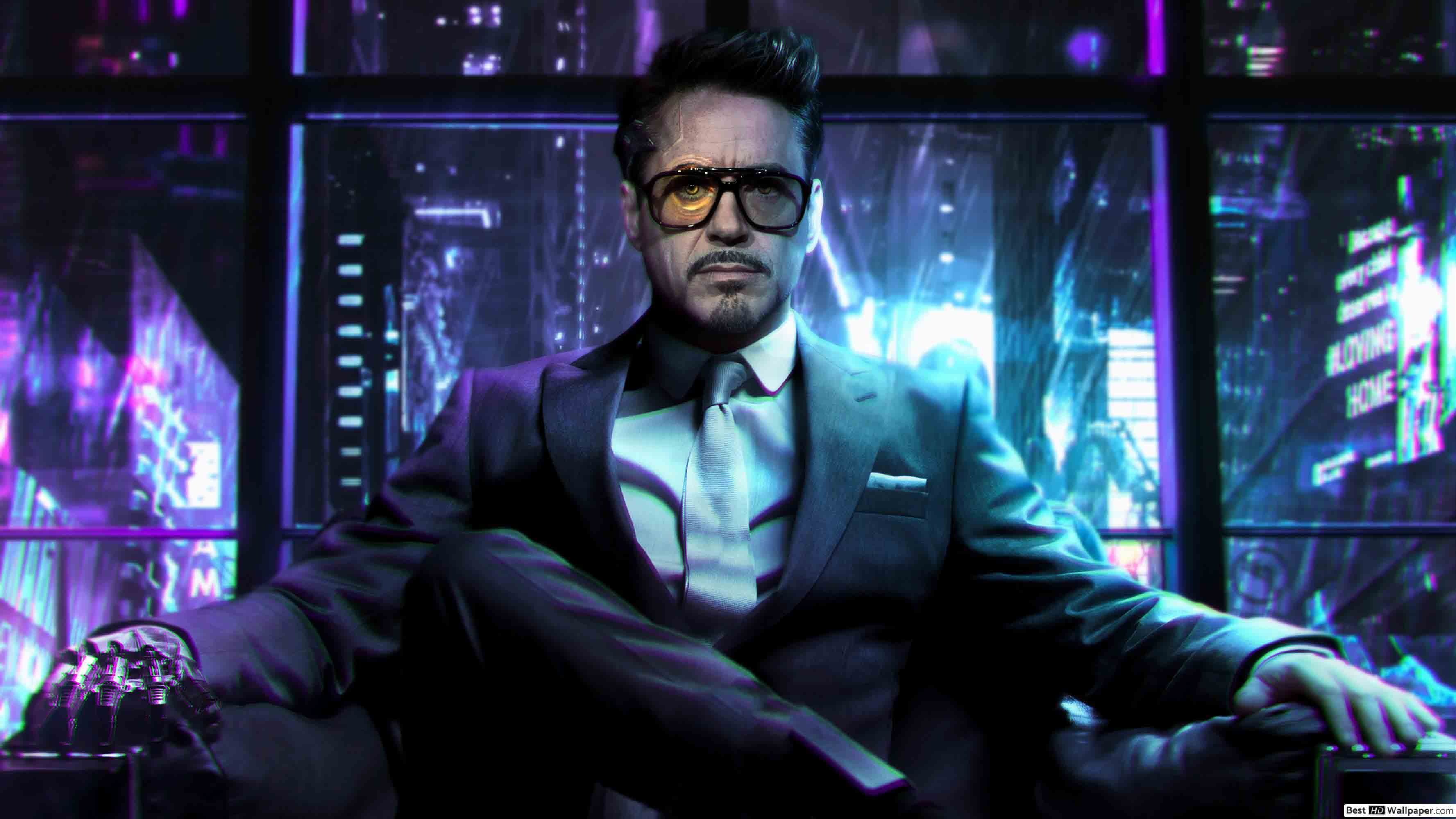Robert Downey Jr declive y ascenso de un superhéroe