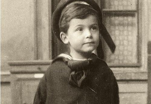William Sidis de niño