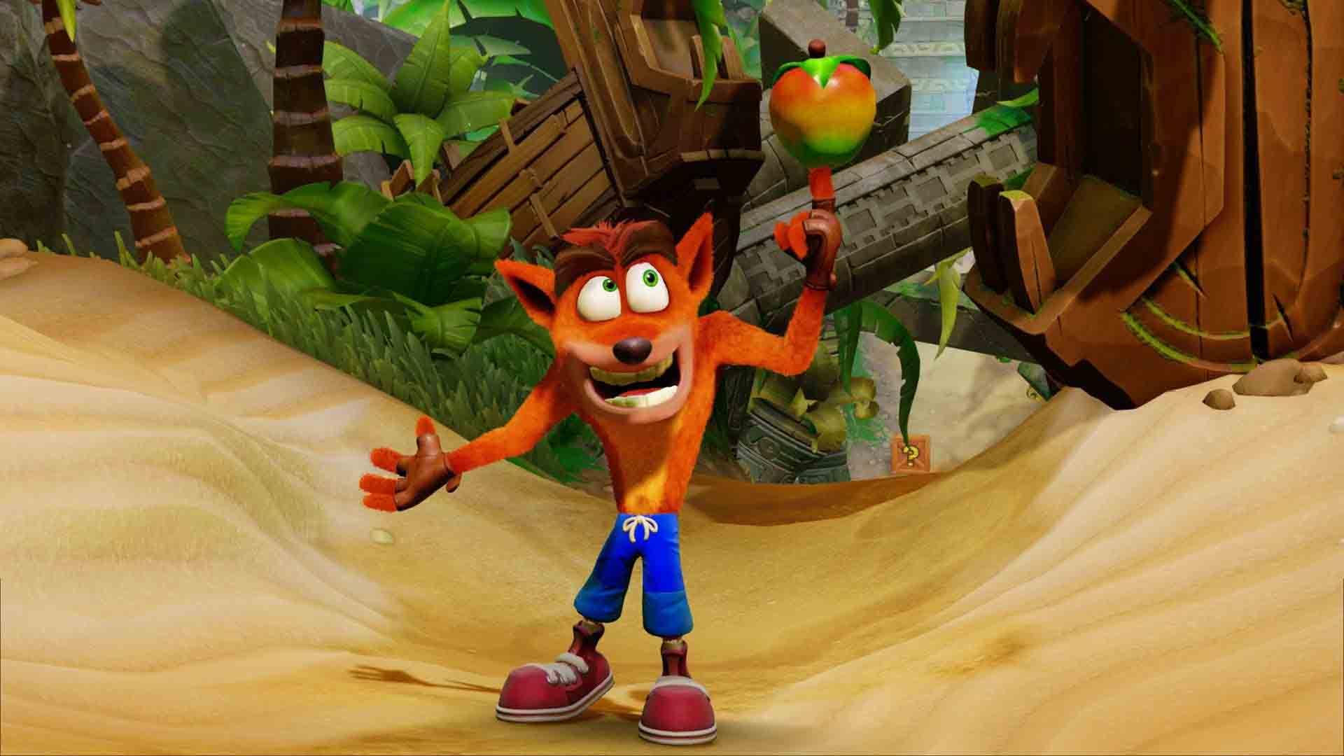 10 curiosidades de la saga Crash Bandicoot