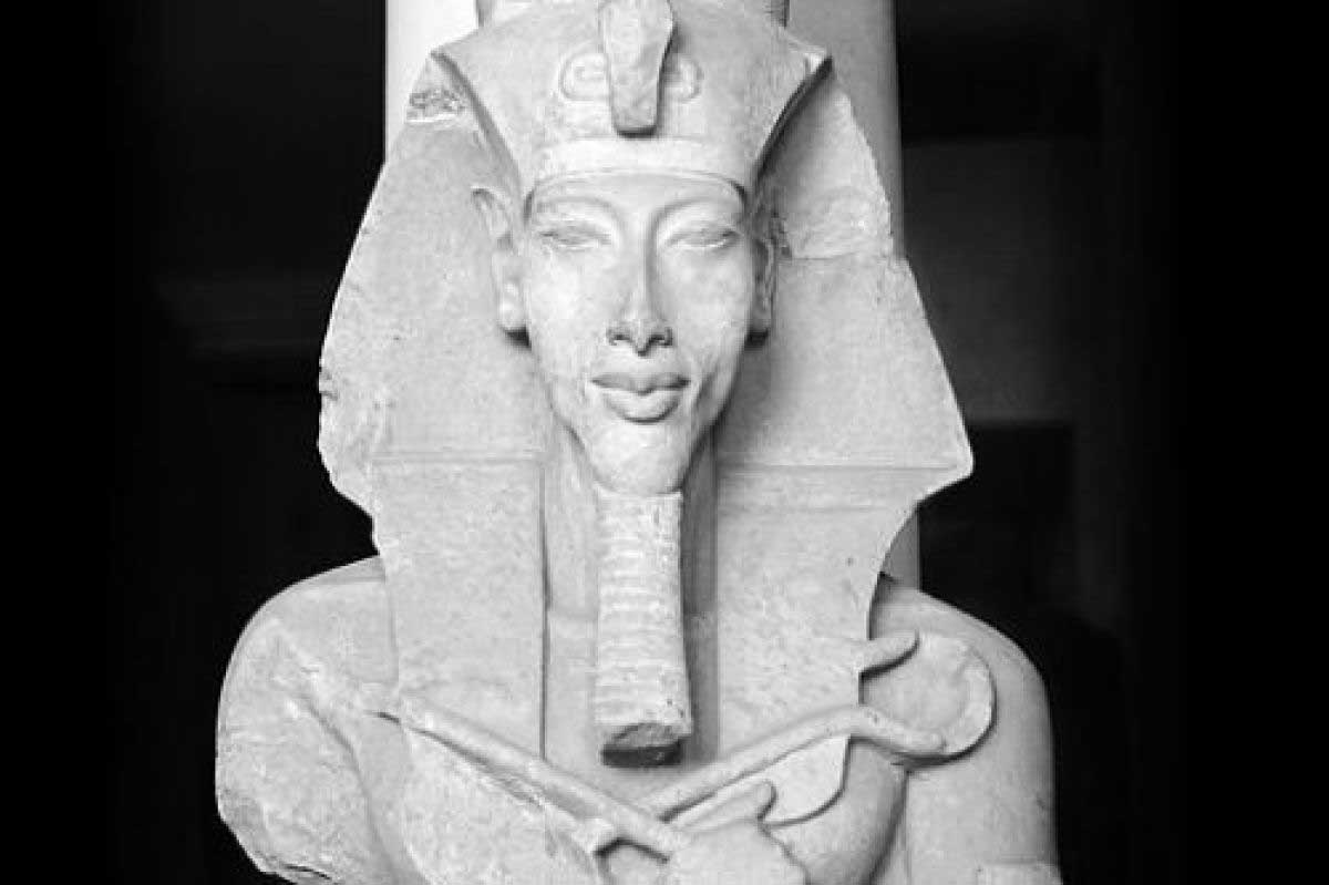 Akenatón, el faraón más extraño del Antiguo Egipto