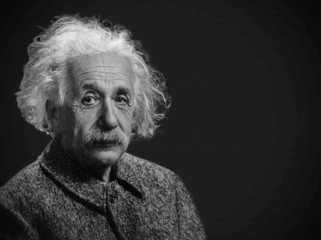 Albert Einstein fue de los primeros en hablar de las teorías de expansión del Universo