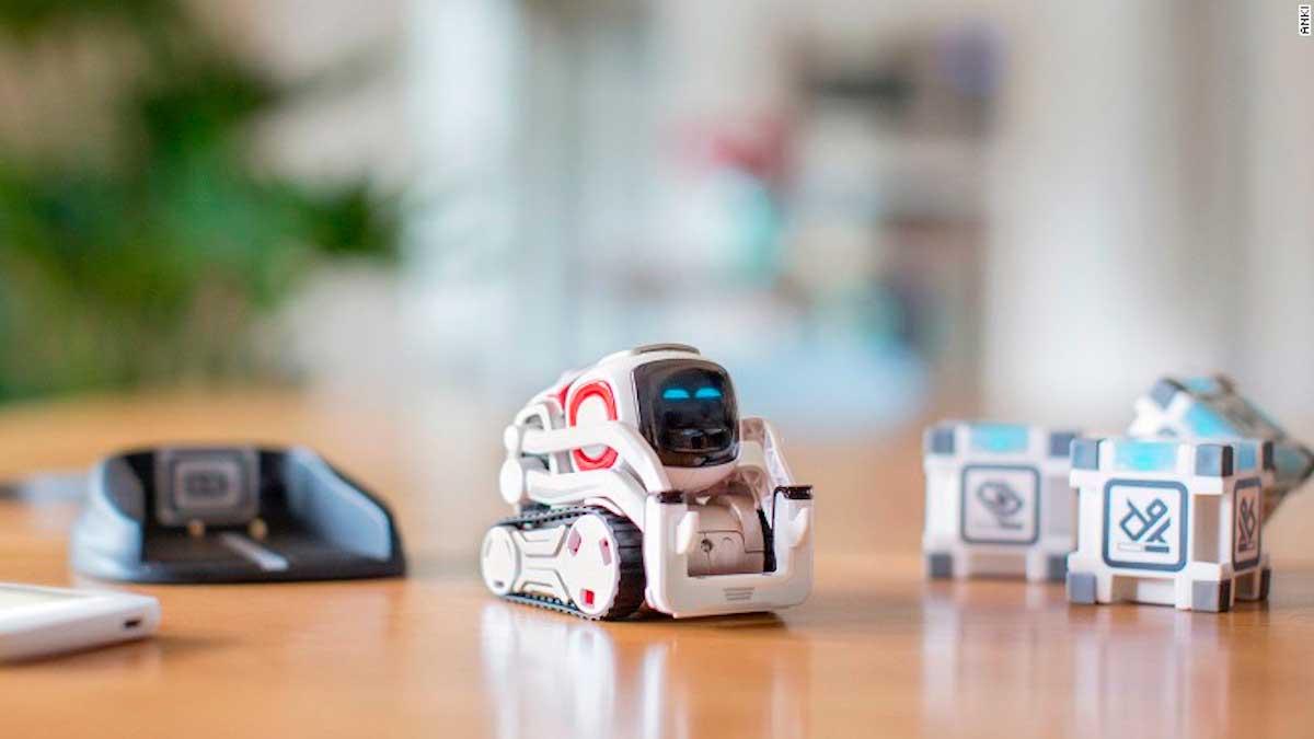 Anki Cozmo, el robot más adorable del mundo