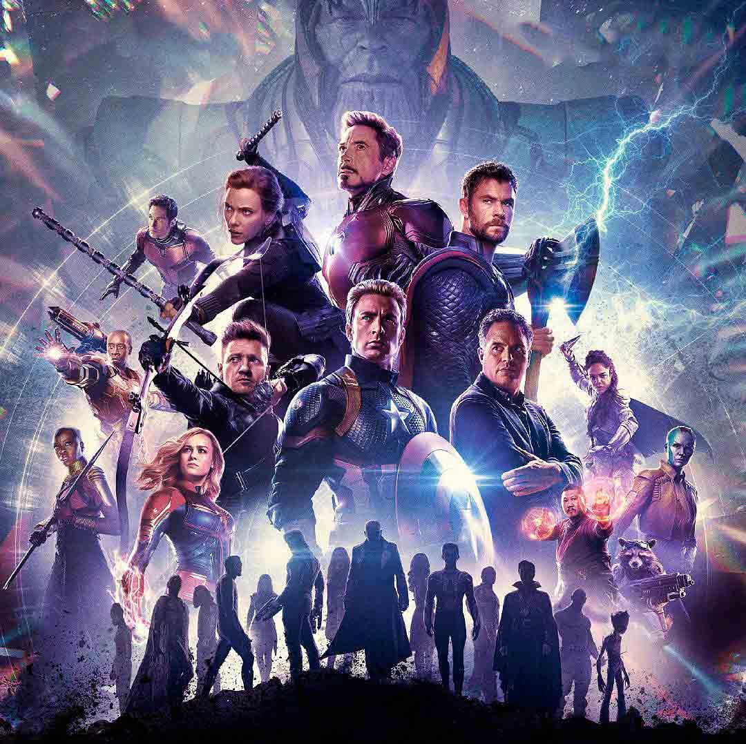 Avengers: Endgame, la película con mayor recaudación de la historia
