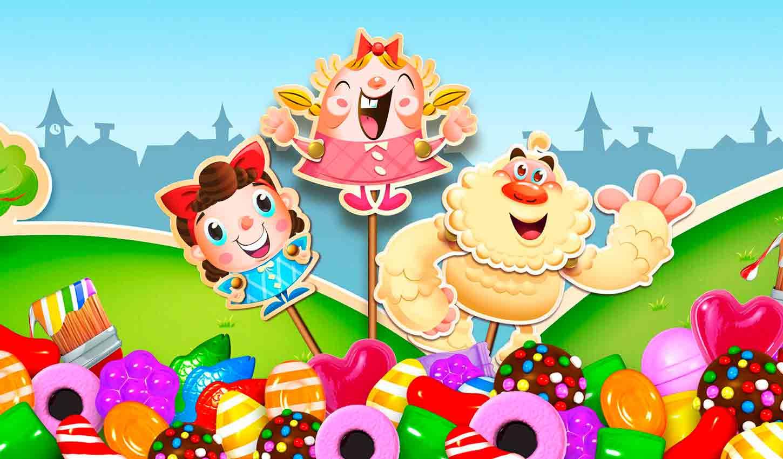 Candy Crush, el juego más adictivo