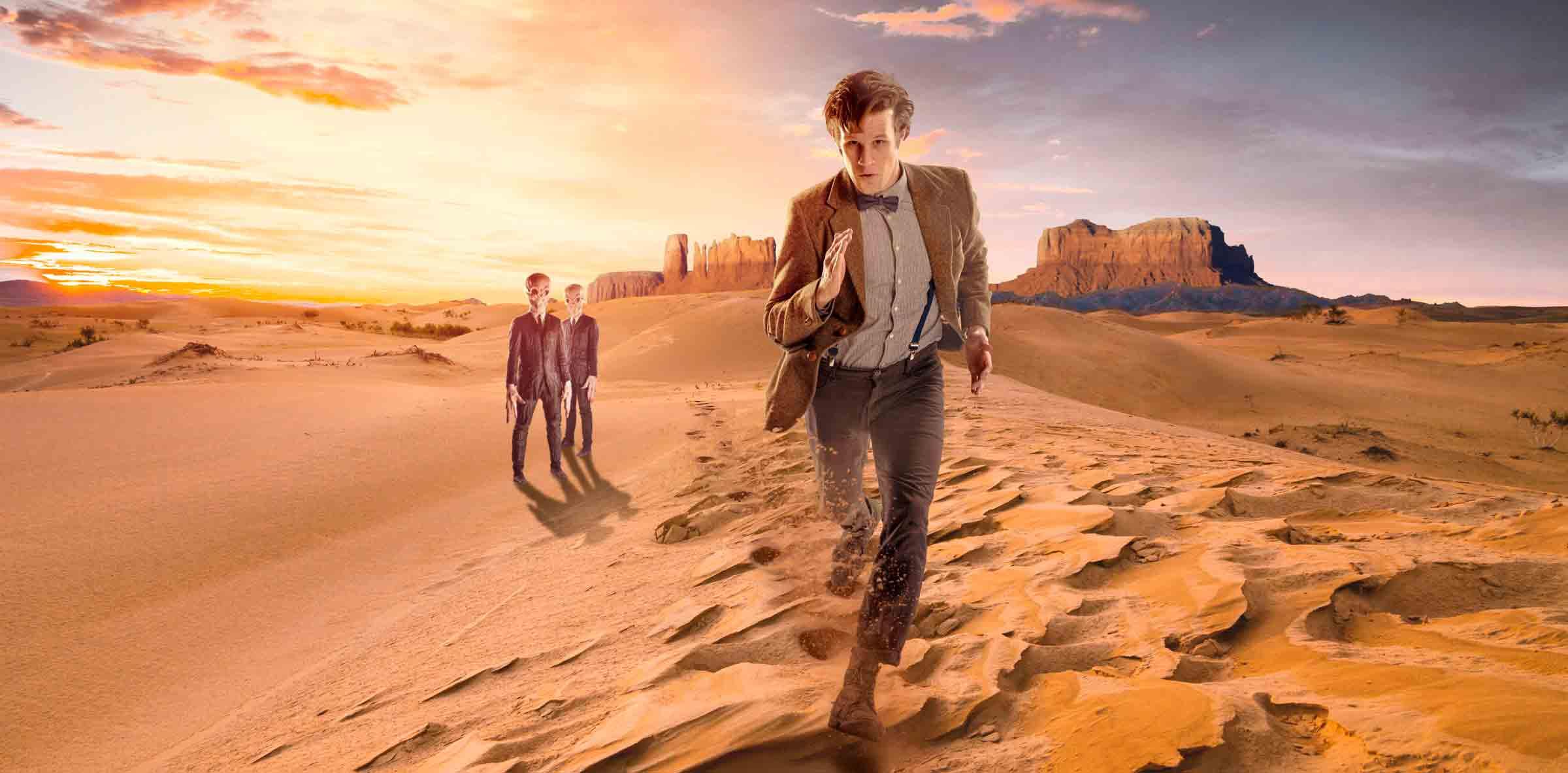 Dr. Who y su reencarnación número 11