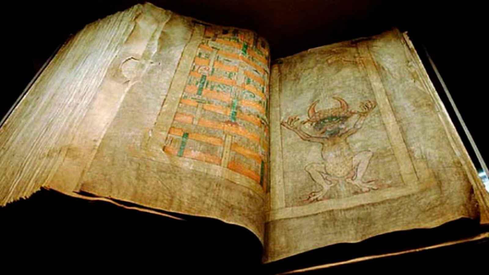 El misterio del Codex Gigas, la Biblia del Diablo