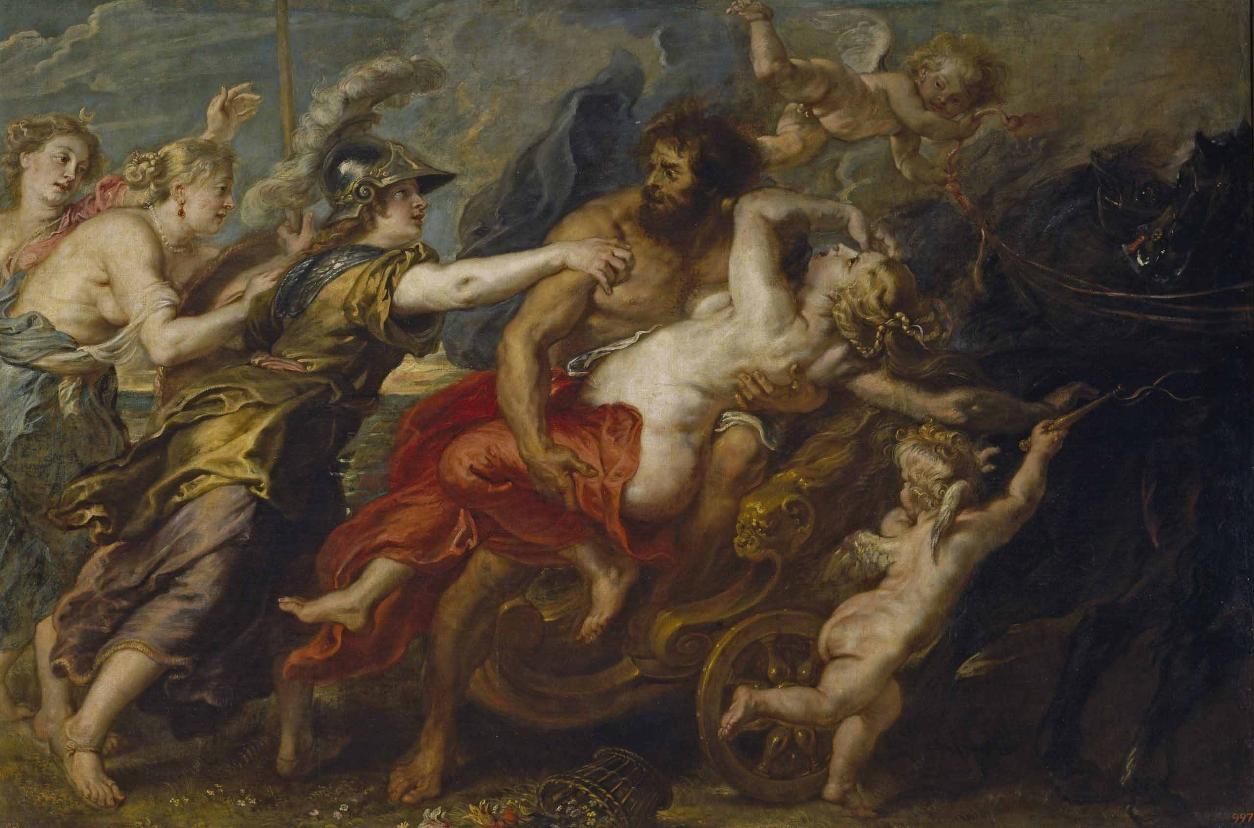 El mito de Perséfone y las cuatro estaciones