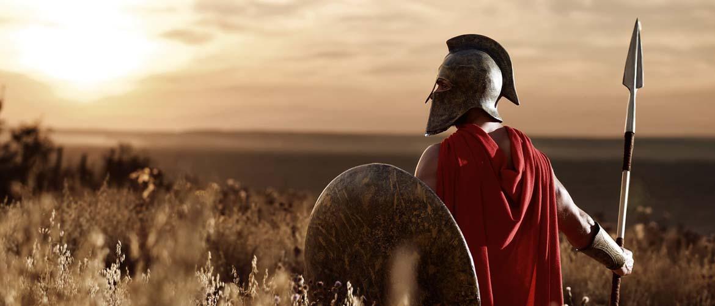 Esparta, la perfección hecha miliciaEsparta, la perfección hecha milicia