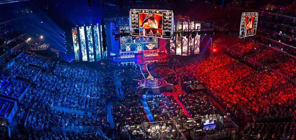 Evento masivo de eSports