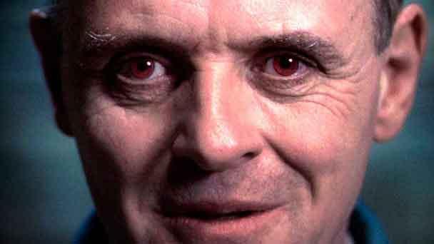 Hannibal Lecter de El silencio de los corderos