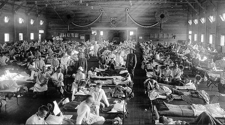 Hospital temporal durante la pandemia