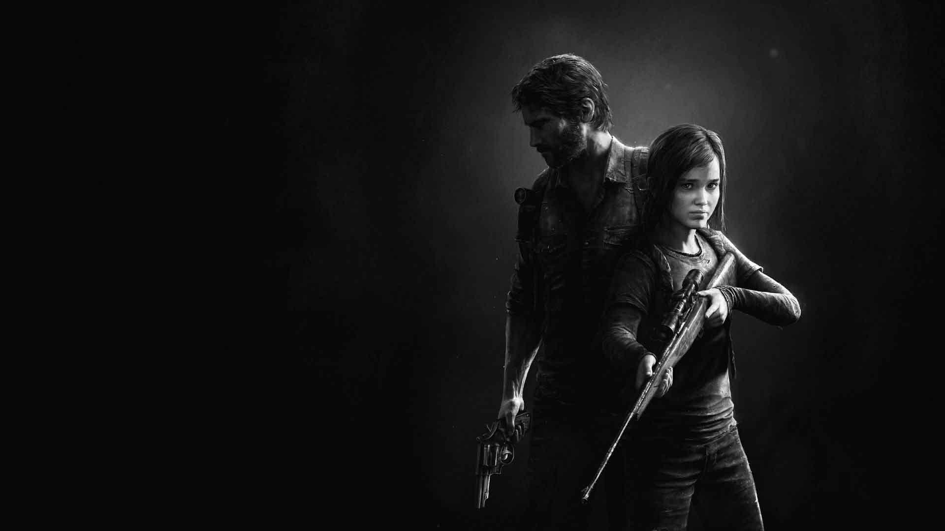 Joel y Ellie, protagonistas de The Last of Us