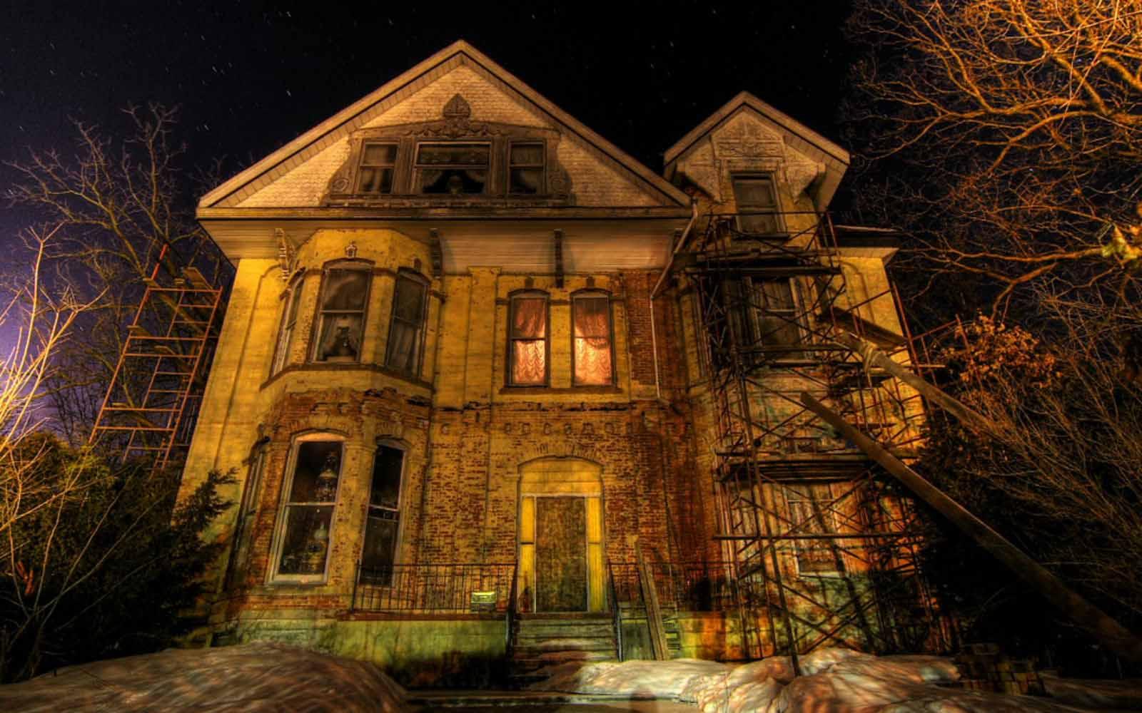 La casa de terror y tortura McKamey Manor
