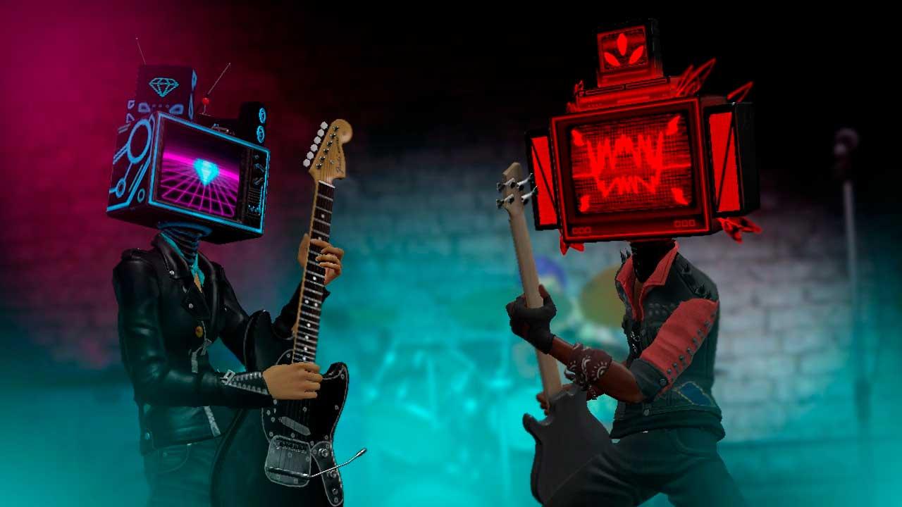 La decadencia de Guitar Hero y Rock Band