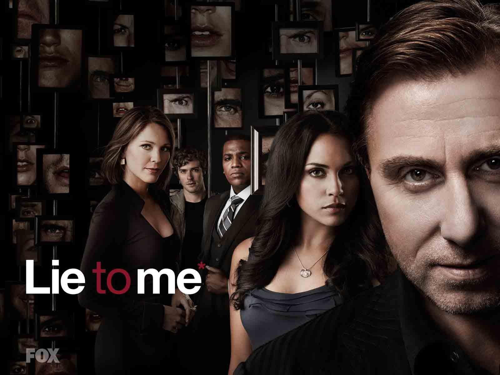 Serie Lie to me de Fox inspirada en el trabajo de Paul Ekman