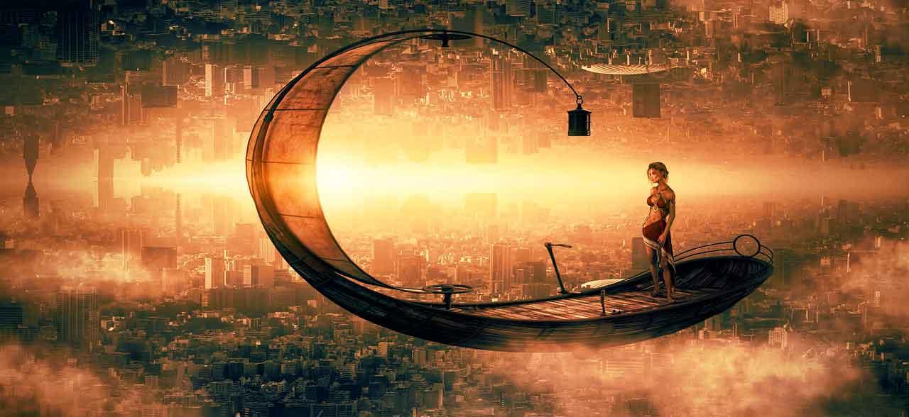 Los sueños lúcidos y la capacidad de controlar el subconsciente