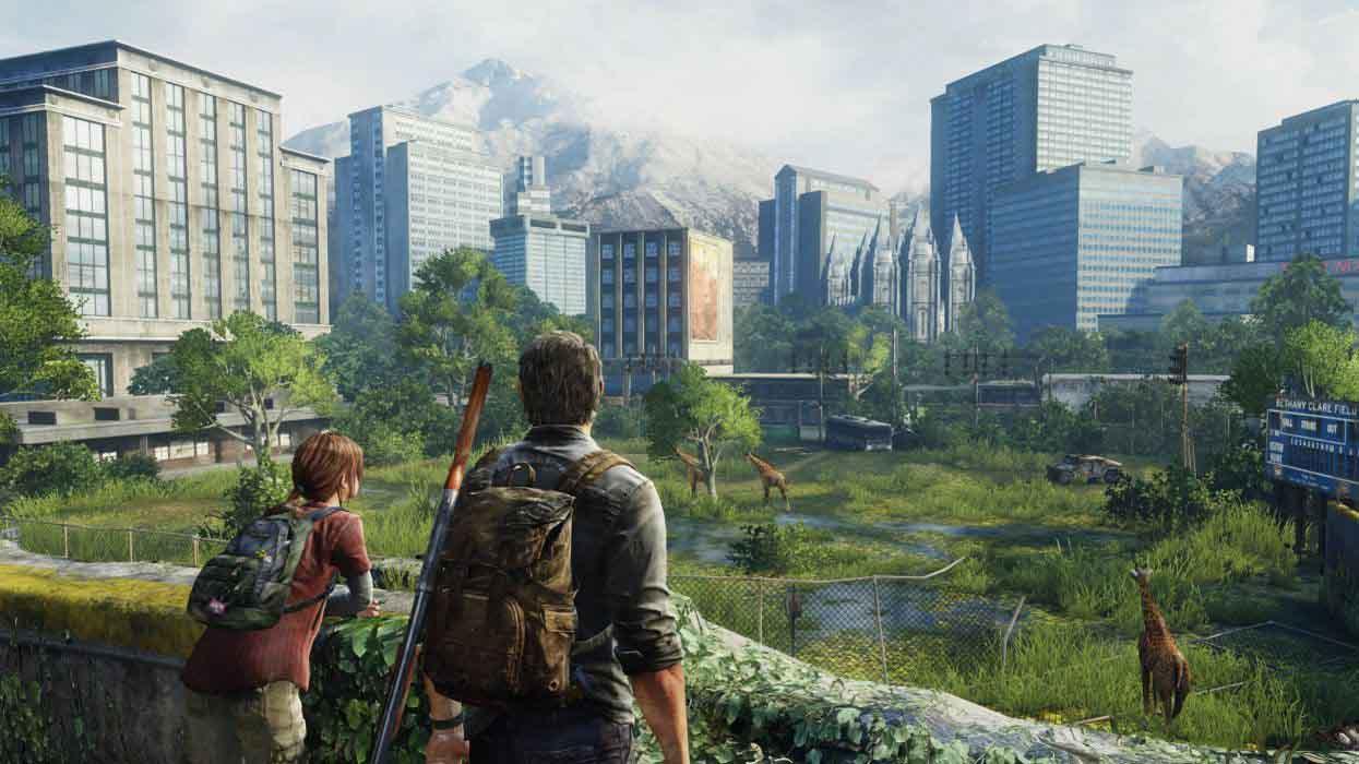 Parte final de The Last of Us