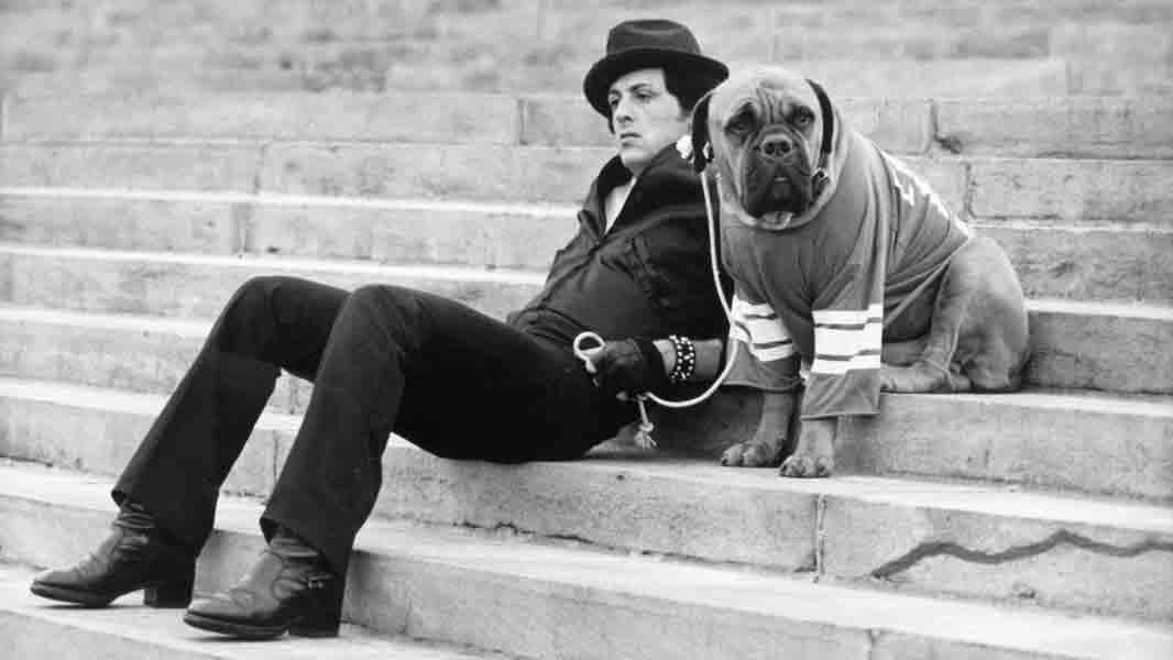 Rocky Balboa, el proyecto de vida de Sylvester Stallone