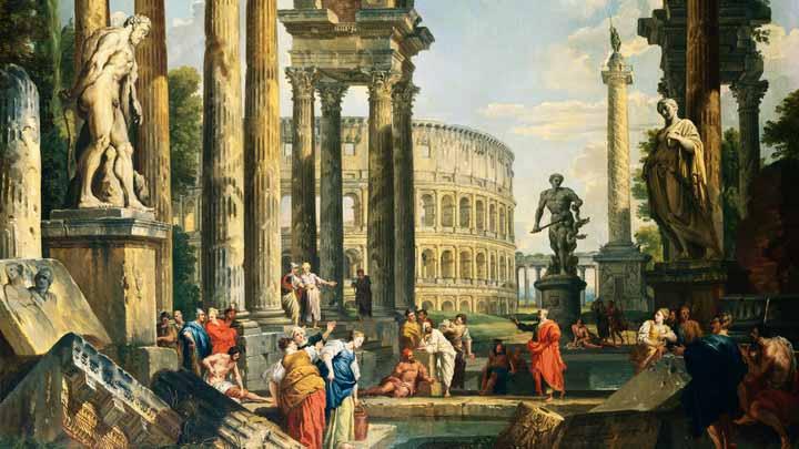Roma en el siglo I