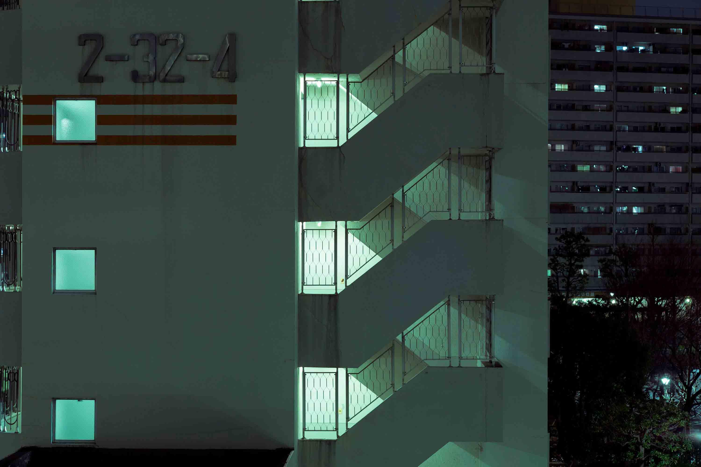 Takashimadaira Danchi, el edificio más terrorífico de Japón