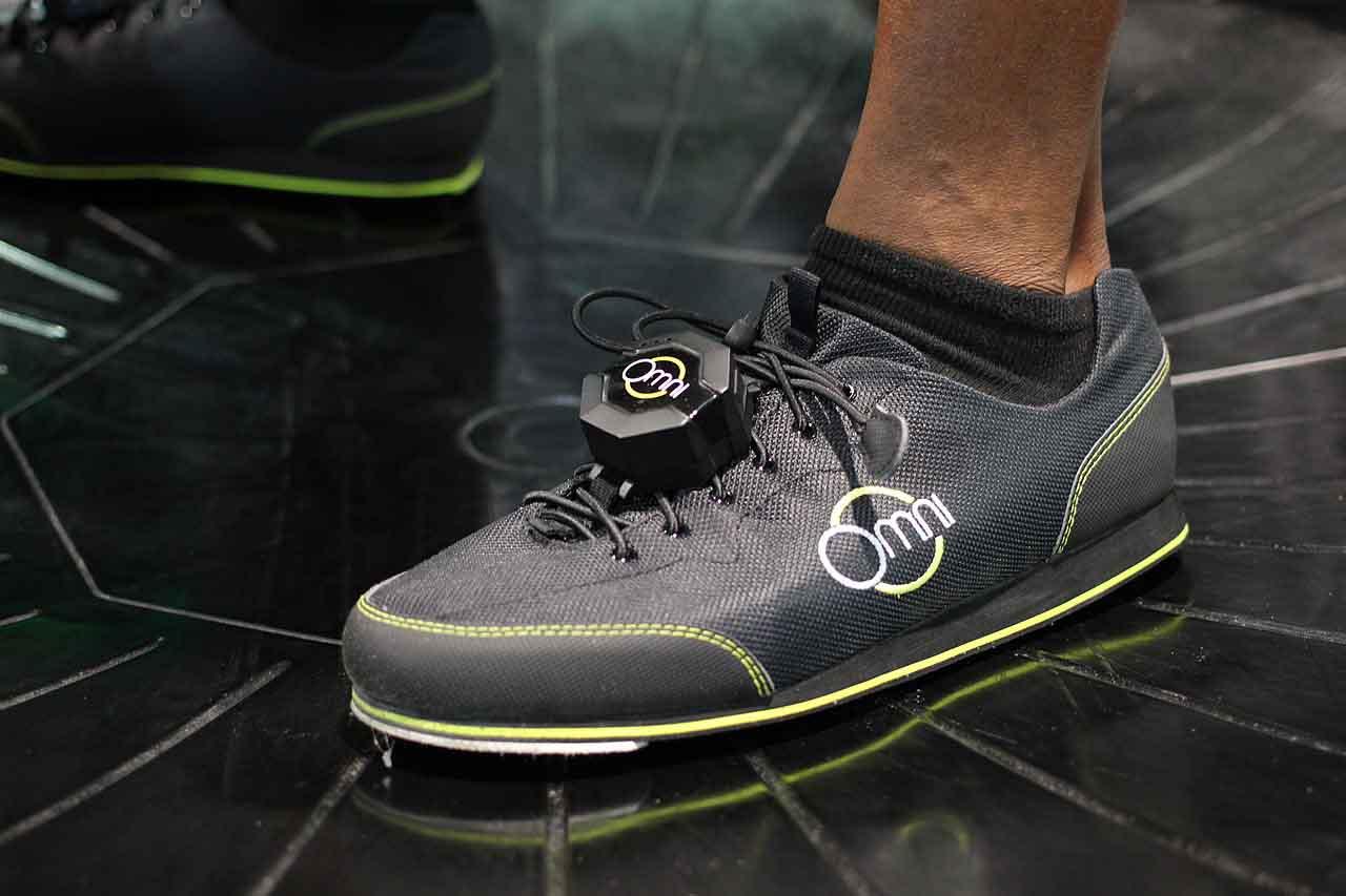 Zapatos Virtuix Omni