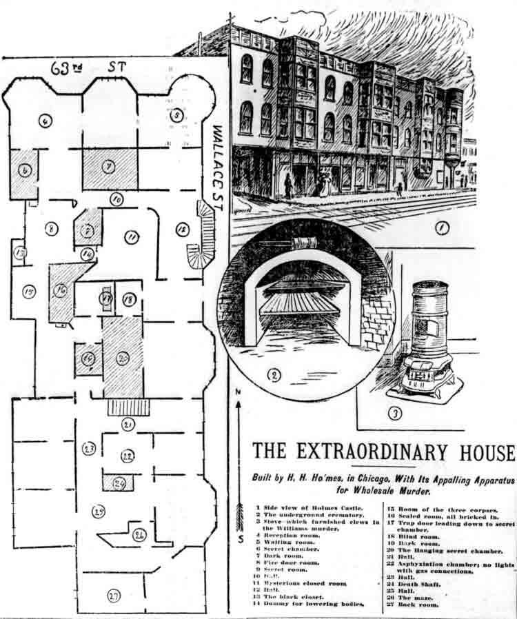Características y planos del hotel