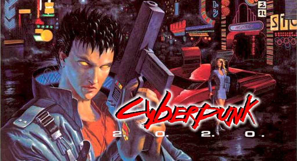 Juego de mesa Cyberpunk 2020