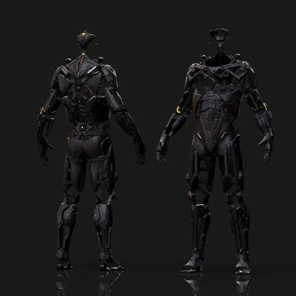 El avance tecnológico del exoesqueleto