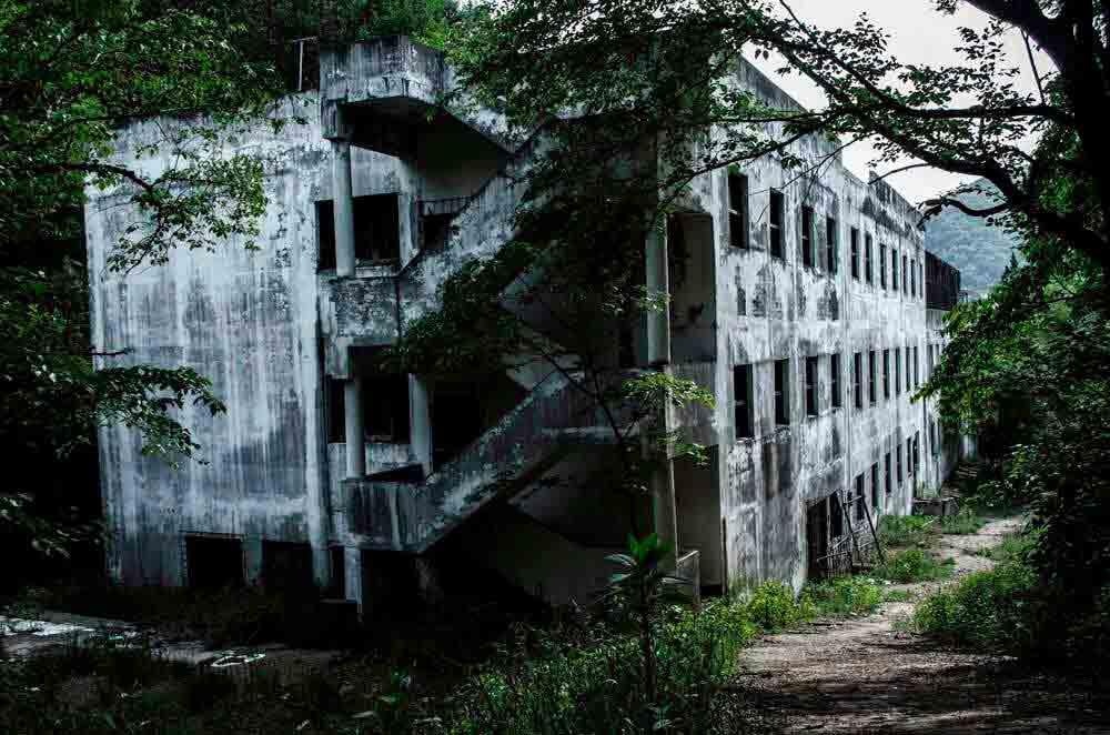 El hospital psiquiátrico de Gonjiam en Corea del Sur