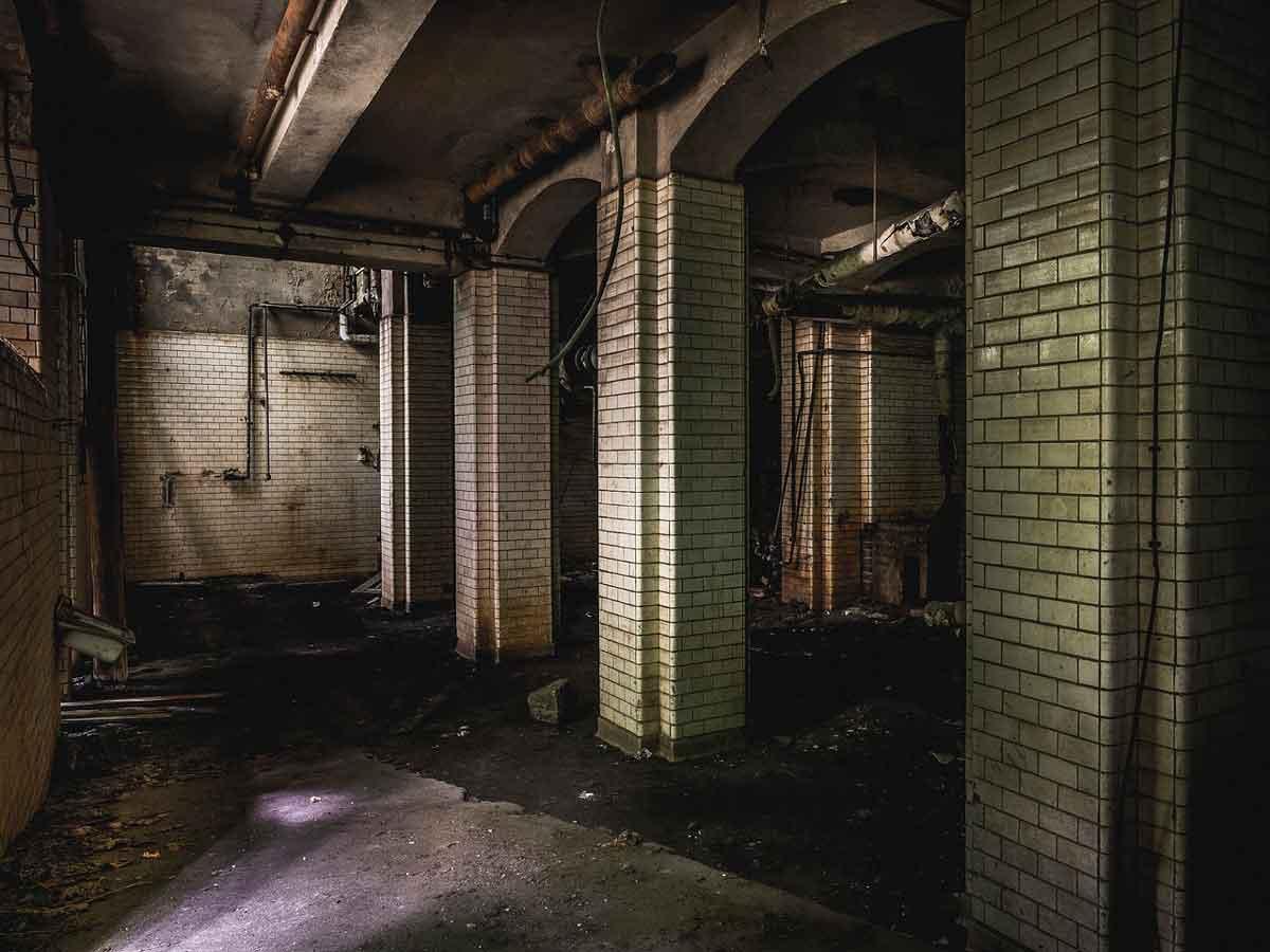 El terrorífico Hospital del Tórax de Tarrasa