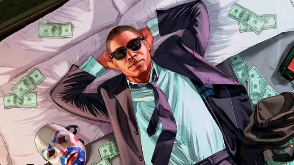 Grand Theft Auto V online