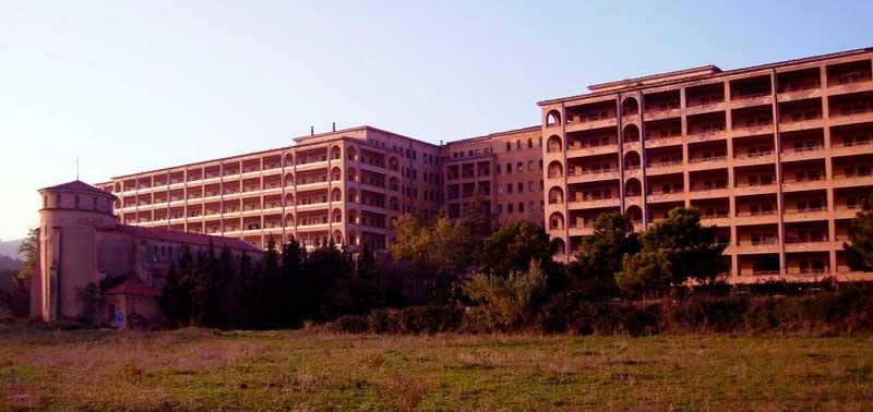 Hospital del Tórax de Tarrasa, Barcelona