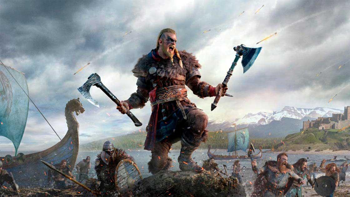 La invasión de los vikingos en Inglaterra y Europa