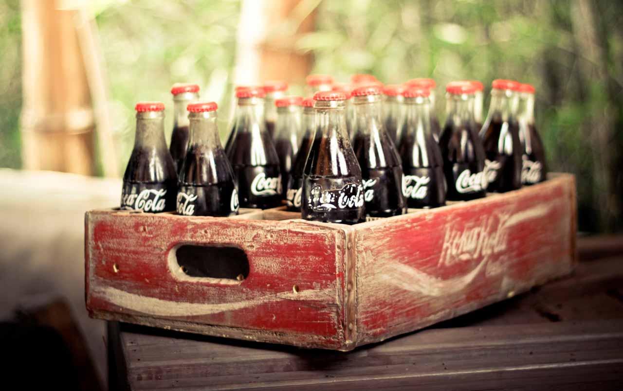 La meteórica historia de Coca-Cola