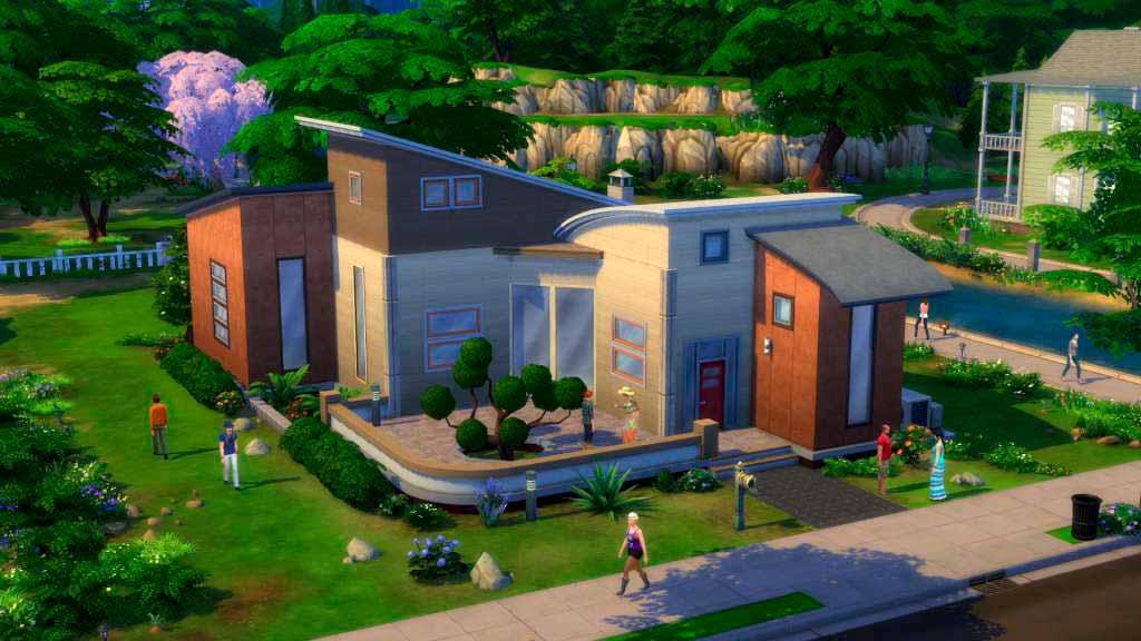 La psicología detrás del juego The Sims