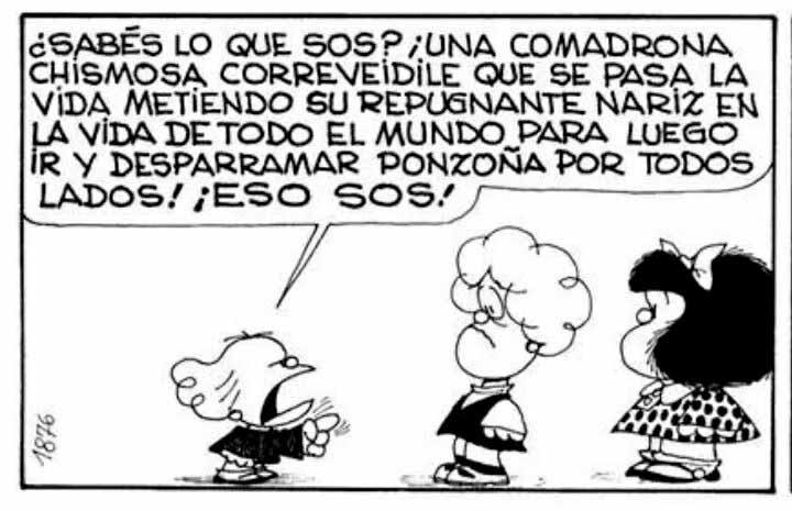 Mafalda, Libertad y Susanita