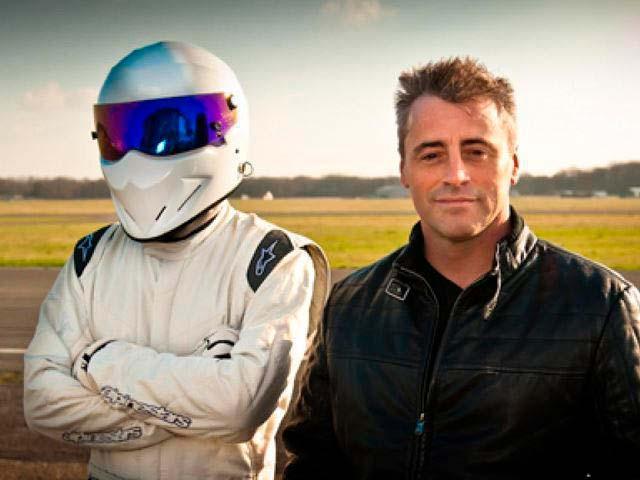 Mat LeBlanc en Top Gear