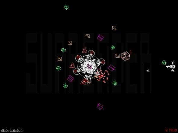 """Supuesta imagen del juego que muestra el mensaje subliminal """"surrender"""", """"ríndete"""" en español"""