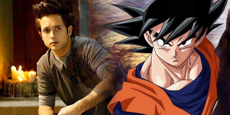 Comparación entre el Goku adulto original y la caracterización en Dragon Ball Evolution