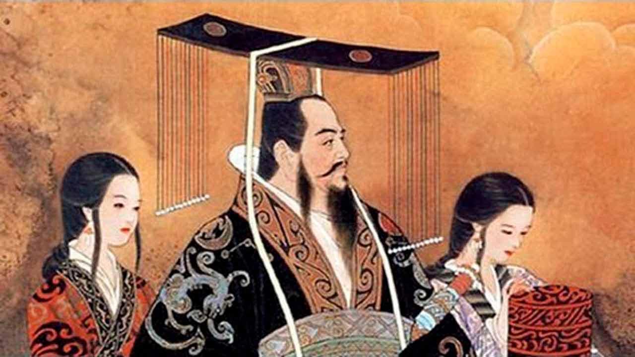 Qin Shi, el primer emperador de China