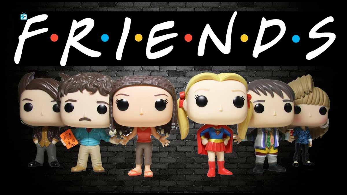 Qué ha sido del elenco de Friends 25 años después
