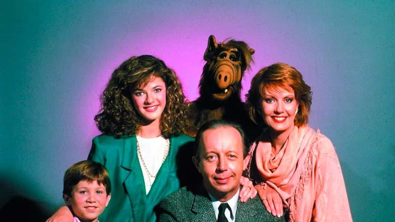 Alf y la familia Tanner