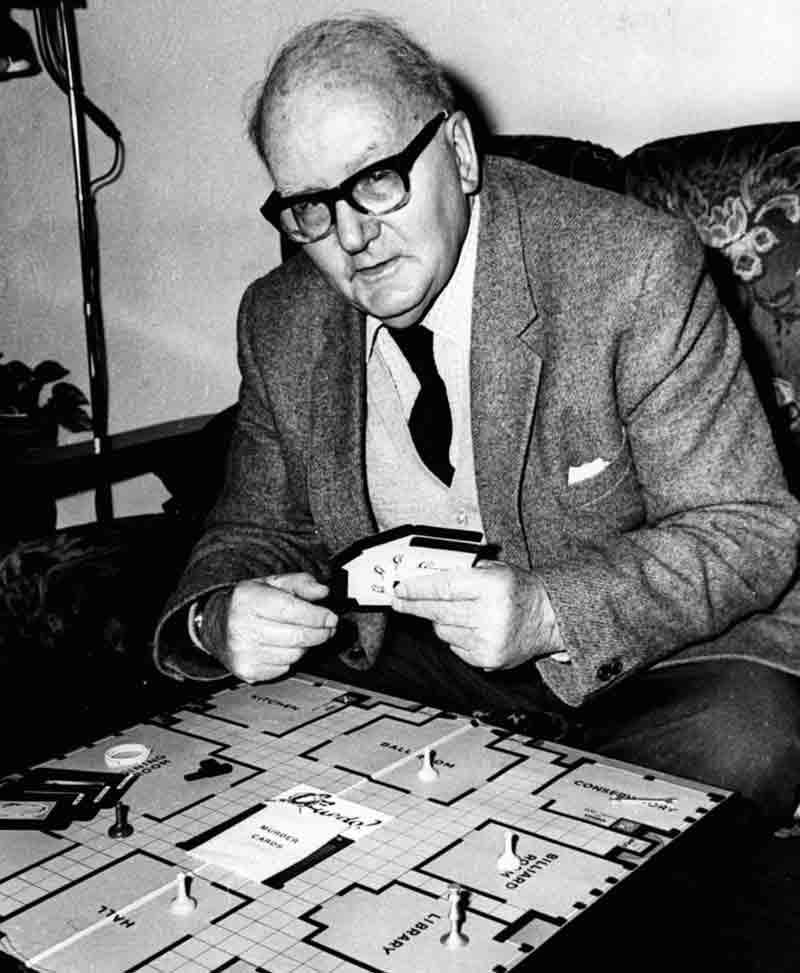 Anthony Pratt, creador del juego de mesa