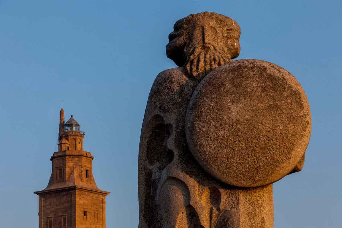 Breogán, el legendario rey galaico de la mitología celta