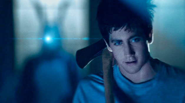 Jake Gyllenhaal protagonizando Donnie Darko, una de las películas más conocidas del cine de autor