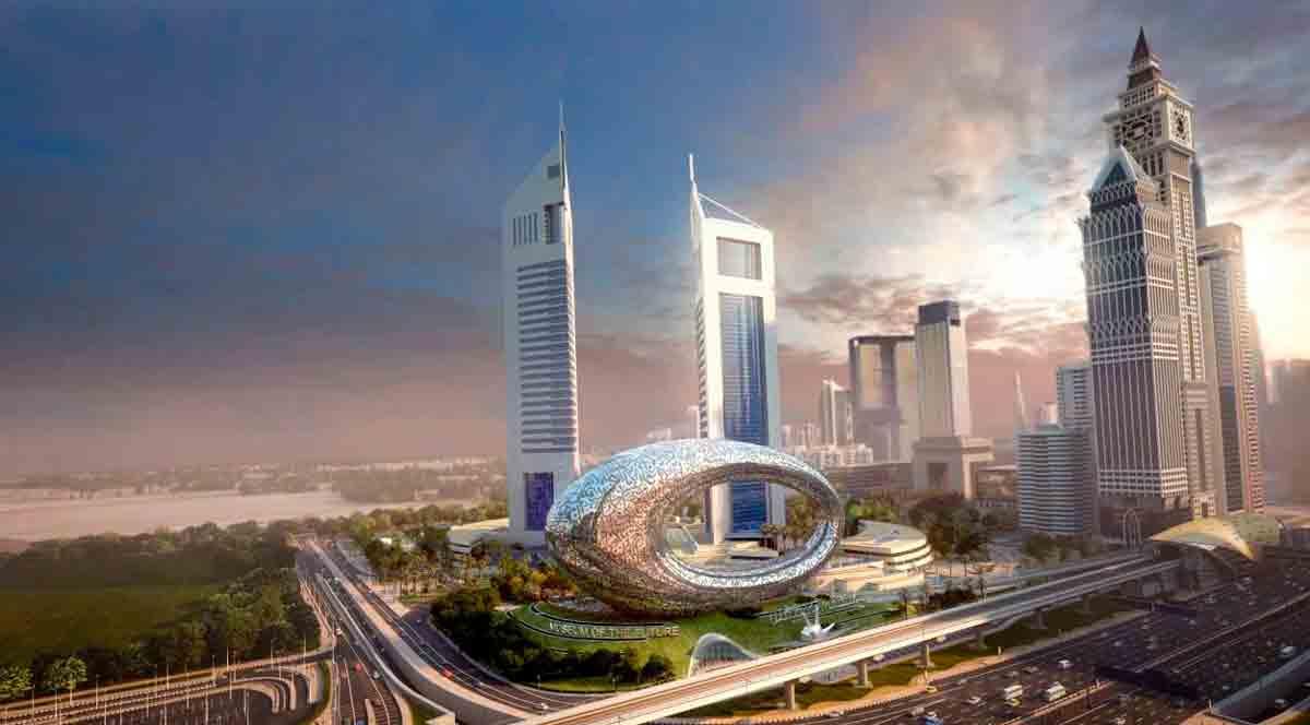 El Museo del Futuro de Dubai, la próxima cuna de la tecnología del mundo